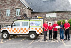 Crickhowell Mountain rescue