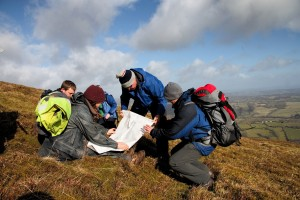 Red Grouse survey Black Mountains