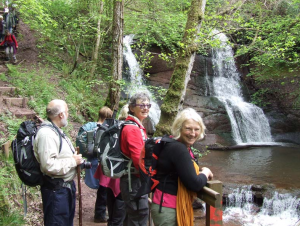 Include places of interest in your walks programme (Talgarth Walking Festival)