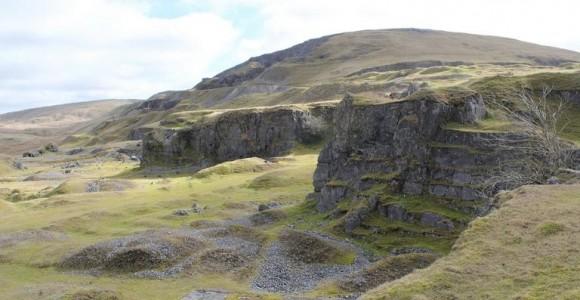 Black Mountain Quarries Brecon Beacons National Park Authority