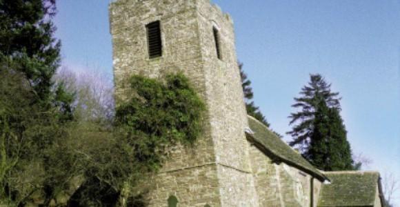 St Martin S Church Cwmyoy Brecon Beacons National Park